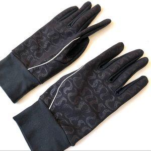 Lululemon |  Touch Screen Gloves w/ Key Holder